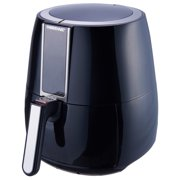 Farberware 3.2-Quart Digital Oil-Less Fryer, Black