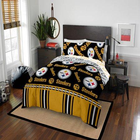 Pittsburgh Steelers Bed In Bag Set Walmart Com