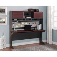 Ameriwood Home Pursuit Hutch, Cherry/Gray