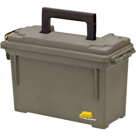 Plano Sports & Outdoors Gun Storage 1312 Ammo (Flip Top Ammo Box)