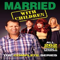 Married With Children: The Complete Series (DVD)