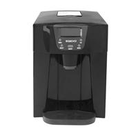 Igloo ICE227-Black Compact Ice Maker and Water Dispenser, Black - Manufacturer Refurbished