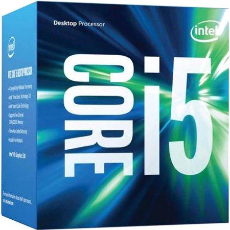 Intel Core i5 7500 Kaby Lake 3.40 GHz Quad-Core LGA 1151 6MB Cache Desktop Processor -