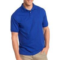 Men's EcoSmart Short Sleeve Jersey Golf Shirt