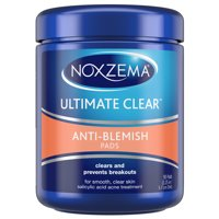 Noxzema Anti Blemish Face Pads, 90 ct