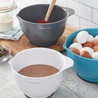 Farberware Kitchen Aid Mixing Bowl, 3 Piece
