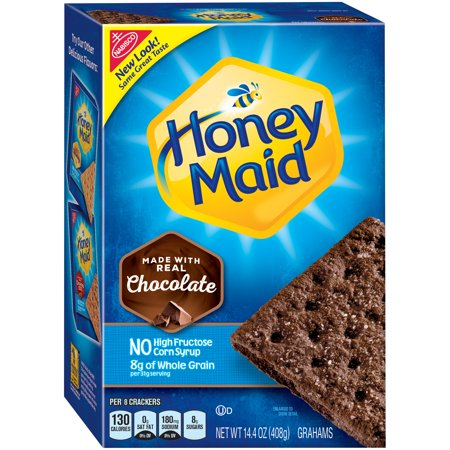 Nabisco Honey Maid Chocolate Grahams, 14.4 Oz.