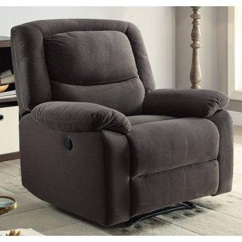 Serta Push-Button Ultra Comfortable Reclining Chair