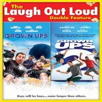 Grown Ups / Grown Ups 2 (DVD)