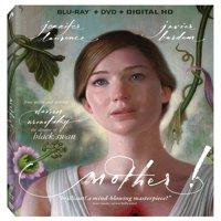 Mother! (Walmart Exclusive) (Blu-ray + DVD + Digital HD)