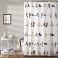 Rowley Birds Shower Curtain 72X72