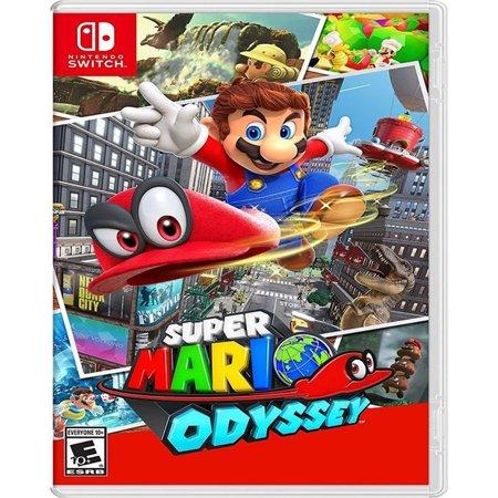 Nintendo Super Mario Odyssey Nintendo Switch Walmart Com