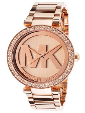 Women's Rose Gold-Tone Parker Watch