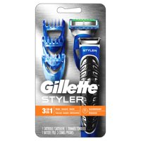 All Purpose Gillette Styler: Beard Trimmer, Men's Razor & Edger, Fusion Razors for Men / Styler