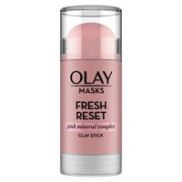 Olay Fresh Reset Pink Mineral Complex Clay Face Mask Stick 1.7 oz.