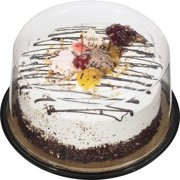 The Bakery At Walmart: 7 Inch Neapolitan With Whip Topping/Pineapple And Strawberry Garnish Cake, 28 oz