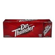 (2 Pack)Sam's Choice Dr. Thunder Soda, 12 Fl Oz, 12 Count
