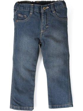 Wrangler Toddler Boy Slim Straight Jeans