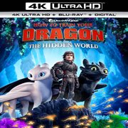 How to Train Your Dragon: The Hidden World (4K Ultra HD + Blu-ray + Digital Copy)