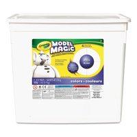 Crayola Model Magic, Clay Alternative, 2 Lbs, White