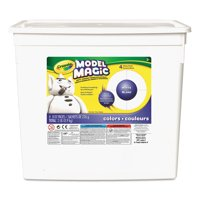 Crayola Model Magic, Clay Alternative, 2 lbs., White