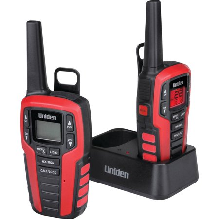- Uniden SX327-2CKHS 32-Mile 2-Way FRS/GMRS Radios (Headsets)