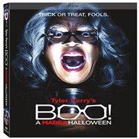 Tyler Perry's Boo! A Madea Halloween (DVD)