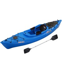 Sun Dolphin Aruba Sit-In 12' Kayak Blue, Paddle Included
