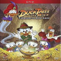 DuckTales the Movie: Treasure of the Lost Lamp (DVD)