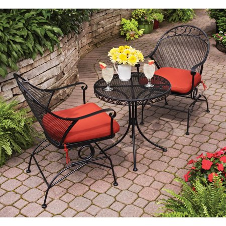 Better Homes and Gardens Clayton Court Motion Outdoor Bistro Set ()