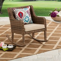 Better Homes & Gardens Hawthorne Park Outdoor Rocking Chair