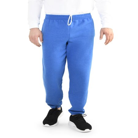 - Fruit of the Loom Men's Dual Defense EverSoft Elastic Bottom Sweatpants