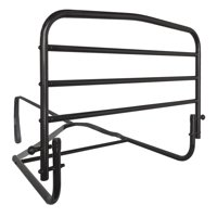 """Stander 30"""" Home Safety Bed Rail + Swing Down Assist Handle with Included Safety Strap"""