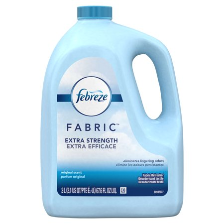 Febreze FABRIC Refresher, Extra Strength Refill, 1 Count, 67.62 oz