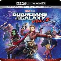 Guardians of the Galaxy: Vol. 2 (4K Ultra HD + Blu-ray + Digital HD)