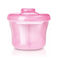 Philips Avent Formula Dispenser & Snack Cup, Pink
