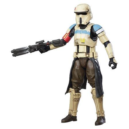 Star Wars Sw 28 S1 Bl Shark Trooper Yellow (Female Storm Trooper)
