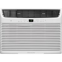 Frigidaire 25,000 BTU 230V Window-Mounted Heavy-Duty Air Conditioner with Temperature Sensing Remote Control