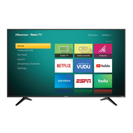 Hisense 55 Quot Class 4k Ultra Hd 2160p Hdr Roku Smart Led