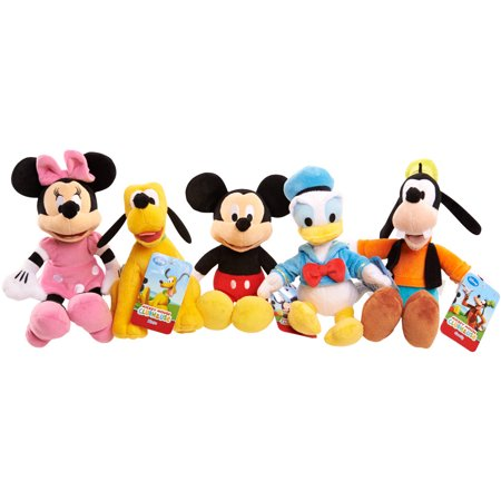 Disney Mickey Mouse Clubhouse Plush Characters, 5