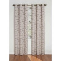 Eclipse Zodiac Energy Efficient Blackout Curtain Panel
