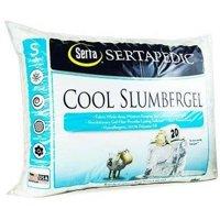 Sertapedic Cool Slumber Gel Pillow, 1 Each