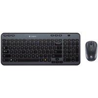 Logitech Wireless Keyboard and Mouse Combo MK360