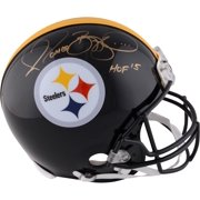 9ac8e80c5f0 Jerome Bettis Pittsburgh Steelers Autographed Pro-Line Helmet with
