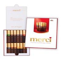 MERCI Finest Assortment of Eight European Chocolates 7 Ounce Box Deals