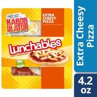 Oscar Mayer Lunchables Extra Cheesy Pizza, 4.2 Oz.