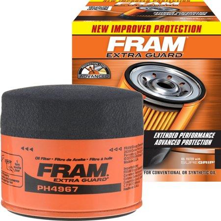 FRAM Extra Guard Oil Filter, PH4967