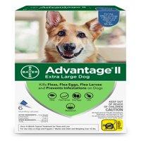Advantage II Flea Treatment for Extra Large Dogs