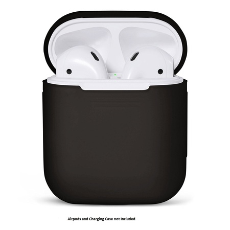 AirPods Silicone Case Cover Protective Skin for Apple Airpod Charging Case Critic Aid Skin Paste Case