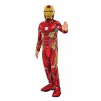 Marvel Avengers Infinity War Iron Man Boys Halloween Costume